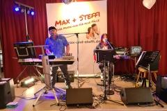 MaxSteffi-Bühne